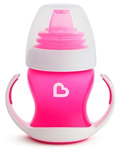 Munchkin: Gentle™ Transition Cup 4oz [Pink] - 20% OFF!!
