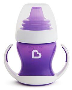 Munchkin: Gentle™ Transition Cup 4oz [Purple] - 20% OFF!!