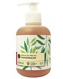 Buds Esmeria Soothing Organics: Anti-bac Gentle Tea Tree Oil Hand Wash 250ml