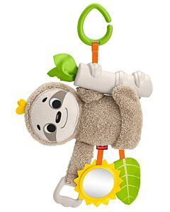 Fisher-Price: Slow Much Fun Stroller Sloth - 10% OFF!!
