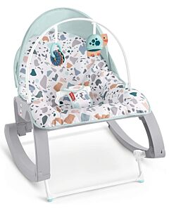Fisher-Price: Deluxe Infant-to-Toddler Rocker (Pacific Pebble) (NEW Design) - 18% OFF!!