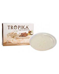 Tropika: Ginger & Cinnamon Aromatherapy Handmade Soap 50g