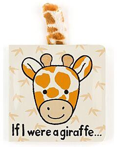 Jellycat: If I were a Giraffe Book (15cm)