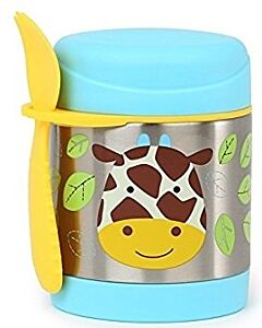 Skip Hop: Zoo Insulated Food Jar - Giraffe [15% OFF!]
