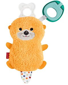 Fisher-Price: Clipimals™ Universal Pacifier Holder - Otter - 15% OFF!!