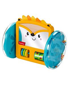 Fisher-Price: Play & Crawl Hedgehog Mirror - 12% OFF!!