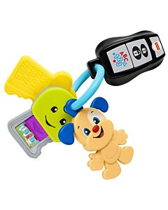Fisher-Price: Laugh & Learn® Play & Go Keys - 15% OFF!!