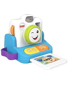 Fisher-Price: Laugh & Learn® Click & Learn Instant Camera - 13% OFF!!