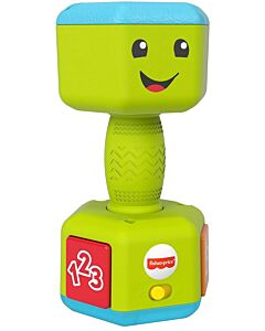 Fisher-Price: Laugh & Learn® Countin' Reps Dumbbell - 10% OFF!!