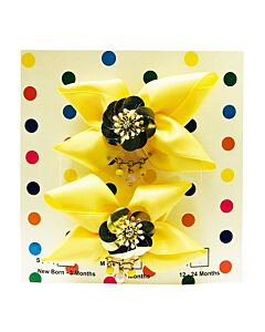 Bows & Blings: Cherry Blossom Collection - Yellow
