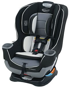 Graco: Extend2Fit® Convertible Car Seat - GOTHAM- 41% OFF!!