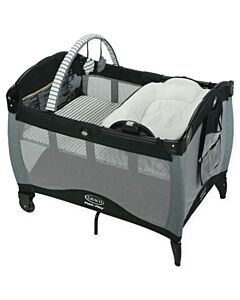 Graco Pack 'N Play Playard Reversible Napper & Changer LX – Holt - 45% OFF!!