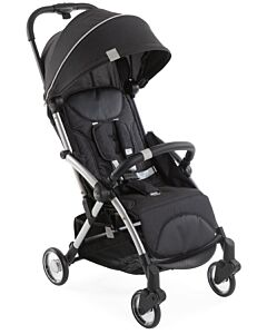 CHICCO Goody Plus AutoFold Compact Stroller - Graphite (FREE Rain Cover) - 35% OFF!!