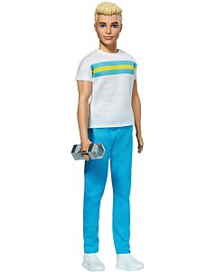 Barbie® Ken™ 60th Anniversary Doll in Throwback Workout Look - 15% OFF!!