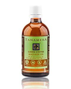 Tanamera Green Coffee Massage Oil 100ml - 20% OFF!