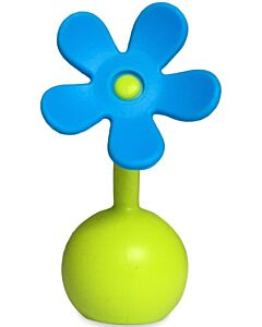 Haakaa: Breast Pump Silicone Flower Stopper - BLUE - 27% OFF!!