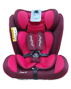 [PRE-ORDER] Halford: Zeus XT Car Seat (Red) - 35% OFF!!