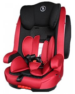 [PRE-ORDER] Halford: Kitz Booster Seat *Red* (Isofix) - 27% OFF!!