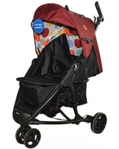 [PRE-ORDER] Halford: Trinity Stroller (Red) - 21% OFF!!