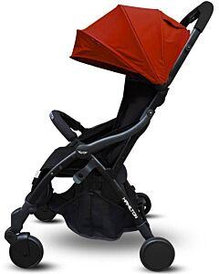 Hamilton Series S (Red) S1 Magic Fold Stroller + FREE Travel bag!! - 39% OFF!!
