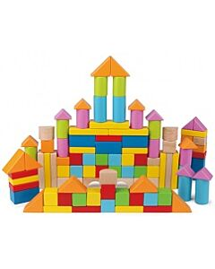 Hape Toys: Wonderful Beech Blocks - 101pcs - 30% OFF!!
