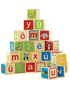 Hape Toys:  ABC Blocks - 12% OFF!!