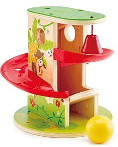 Hape Toys: Jungle Press and slide - 12% OFF!!