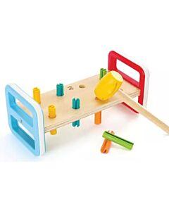 Hape Toys: Rainbow Pounder - 10% OFF!!