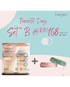 Hegen Always by Your Side – Package B