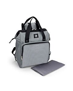 Simple Dimple: Hipster Keepster Bag - Grey - 12% OFF!!