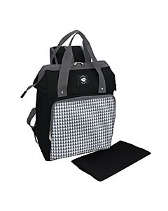 Simple Dimple: Hipster Keepster Bag - Black - 12% OFF!!