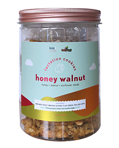 Ben & Chinta x Babydash: Honey Walnut