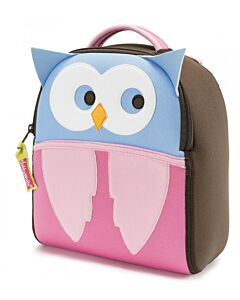 Dabbawalla: Harness Backpack - Hoot Owl - 15% OFF!!