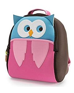 Dabbawalla: Backpack - Hoot Owl - 15% OFF!!