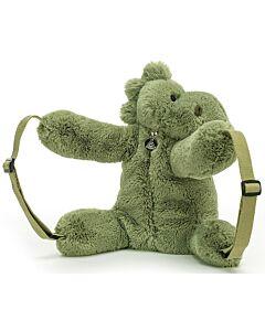 Jellycat: Huggady Dino Backpack (28cm)