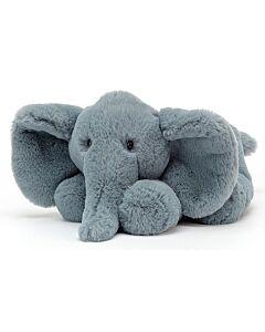 Jellycat: Huggady Elephant - Medium (22cm)