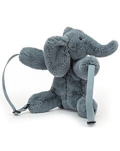 Jellycat: Huggady Elephant Backpack (28cm)