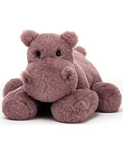 Jellycat: Huggady Hippo (22cm) [PREORDER - Limited units arriving on 25 Sept]