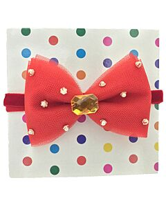 "Bows & Blings: Prima Donna Collection - Red - S(13"") (from 0 - 3 months)"
