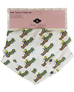 Baby Island: Baby Fashion Dribble Bib (Pack of 2) - Babydash - 10% OFF!