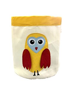 Bebe Living: Storage Bin - Owl (Small)