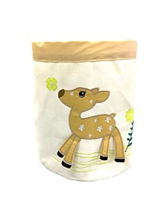 Bebe Living: Storage Bin - Fawn / Giraffe (Small)