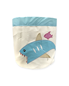 Bebe Living: Storage Bin - Shark (Small)