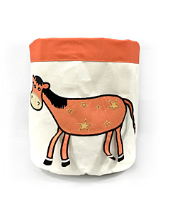 Bebe Living: Storage Bin - Horse (Small)