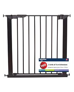 Baby Dan: Premier Pressure Indicator Gate (Black) With FOC 2pcs Extensions - 34% OFF!!
