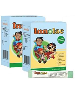 Innolac Probiotic Powder *2 BOXES* (30 Sachets of 1g Powder) - 41% OFF!