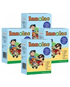 Innolac Probiotic Powder *4 BOXES* (30 Sachets of 1g Powder) (Each box only RM32) - 45% OFF!!