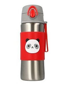 Snapkis: Insulated Spout Bottle 340ml | Panda - 30% OFF!!