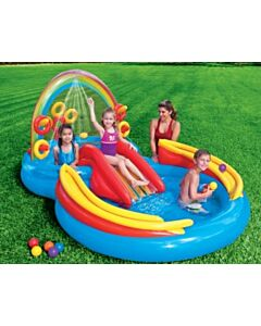 Intex Rainbow Ring Play Center - 20% OFF!!