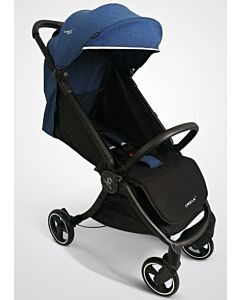 Crolla™ Gravity (The Auto-fold Stroller) | Jeans Blue - 40% OFF!!